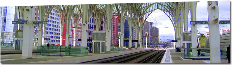 Gare do Oriente_Travels
