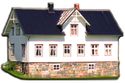 Norwegian cottage